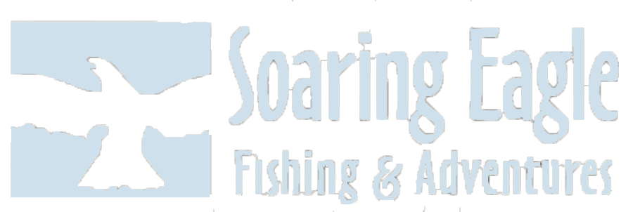 Soaring Eagle Fishing and Adventures logo
