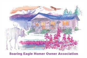 Soaring Eagle Homer Owner Association logo