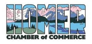 Homer Chamber of Commerce logo